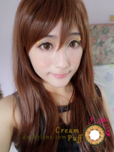 Takina review creampuff brown 1